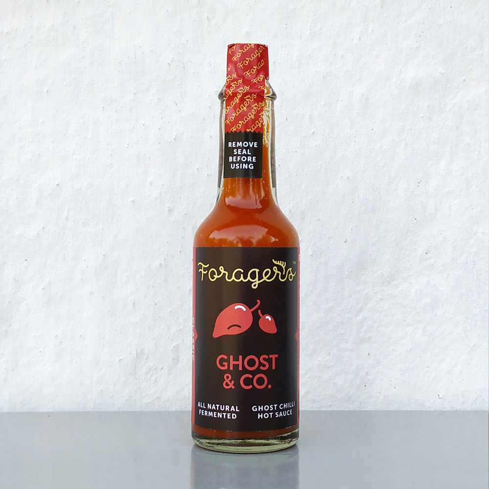 Ghost & Co. hot sauce – Classic
