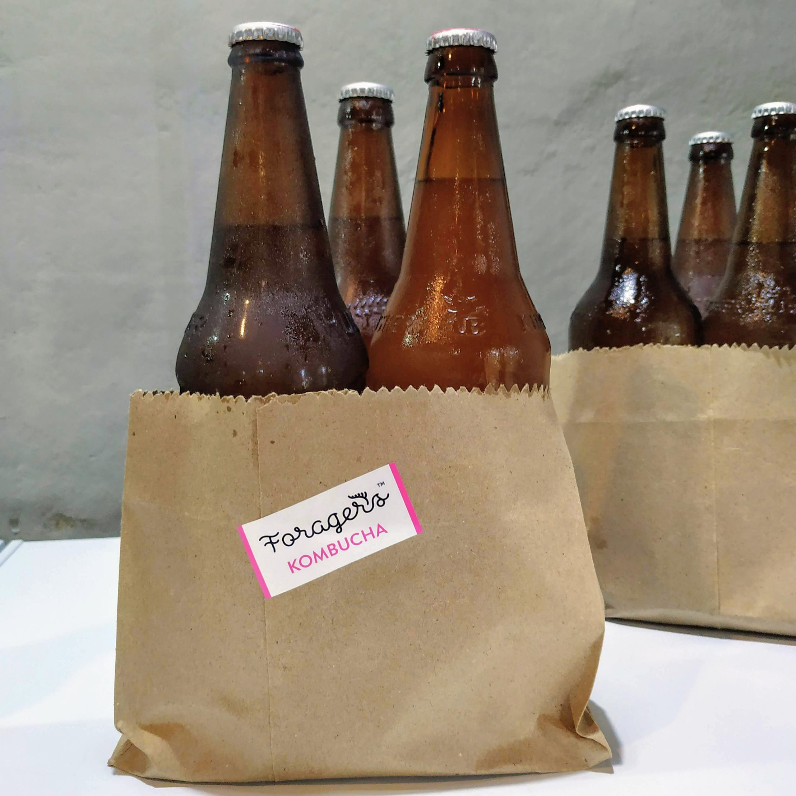 Forager's Kombucha Club – subscription plan